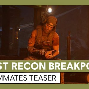 Ghost Recon Breakpoint: AI Teammates Teaser