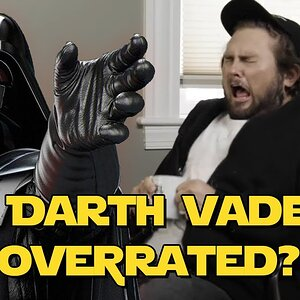 Is Darth Vader Overrated? - Cracked Debate