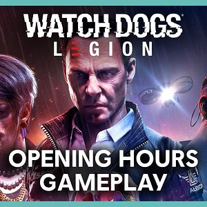 Watch Dogs: Legion: Opening Hours Gameplay | Ubisoft [NA]