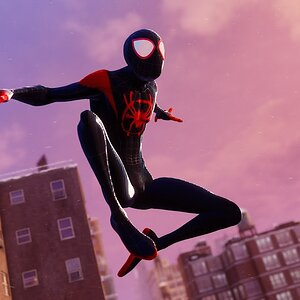 Spider-Man: Into the Spider-Verse Suit Reveal | Marvel's Spider-Man: Miles Morales