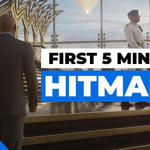 First 5 minutes of Dubai mission in Hitman 3