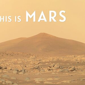 This is MARS in 4K UHD